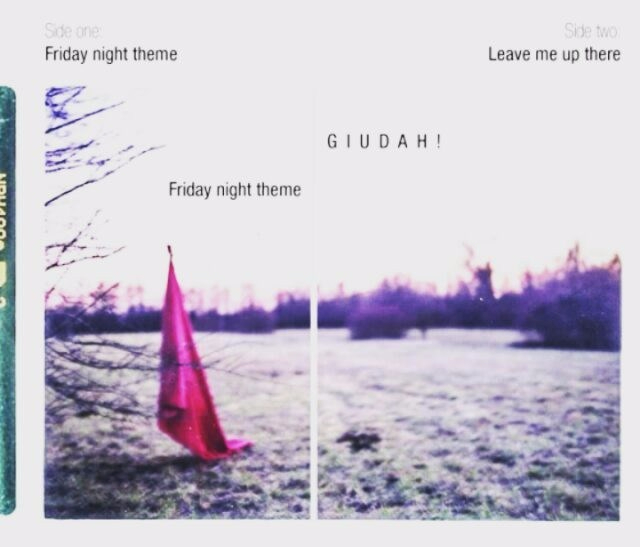 friday night theme ep cover